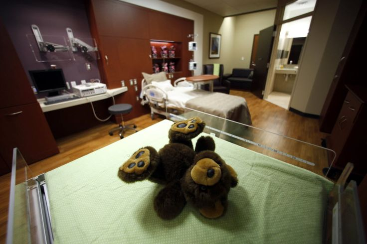 Baby Delivery Room At Parkland