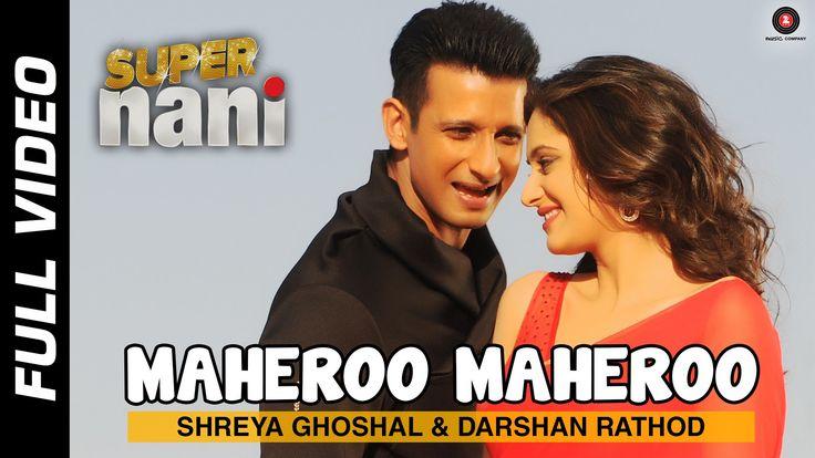 Maheroo Maheroo Full Video HD   Super Nani   Sharman Joshi & Shweta Kumar