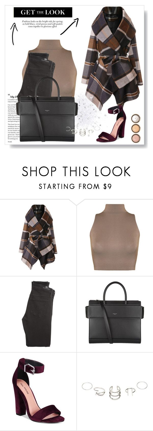 """Untitled #78"" by galg123 ❤ liked on Polyvore featuring Chicwish, WearAll, Citizens of Humanity, Givenchy, Call it SPRING and By Terry"