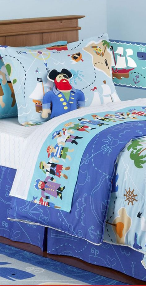290 best images about boys bedrooms boys bedding room for Boys pirate bedroom ideas