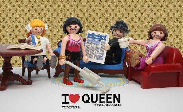 I - Queen