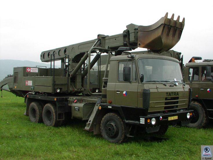 Tatra T815 6x6.1 UDS 114