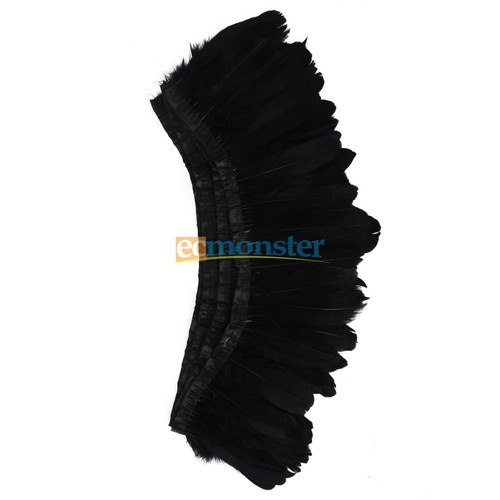 """For another feather layer on the hips?    77"""" Feather Duck Feathers Wave Cloth Belt for Dress Up Show Christmas 7 Colors 