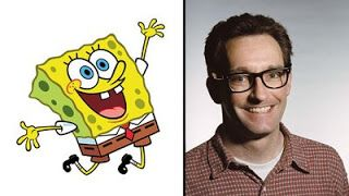 Tom Kenny, Spongebob Squarepants - this man's voice has been 1 of the main voices of my childhood and beyond: Spongebob, Heffer, Dog from CatDog, Mayor of Townsville from Powerpuff Girls, Eduardo from Foster Home for Imaginary Friends, Ice King from Adventure Time, etc. The list goes on and on...