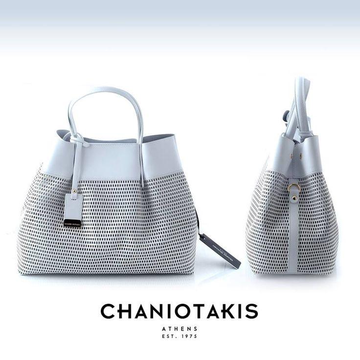 Μία τσάντα ολοκληρώνει άψογα την εμφάνισή σας. Εμείς σας προτείνουμε τον απόλυτο καλοκαιρινό συνδυασμό! http://tinyurl.com/gsgosdx #leather_bags #summer_2016 #chaniotakis