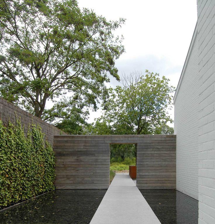 Grote strakke tuinen | Filip Van Damme: hij stond met een mooie stand op counrtryside.