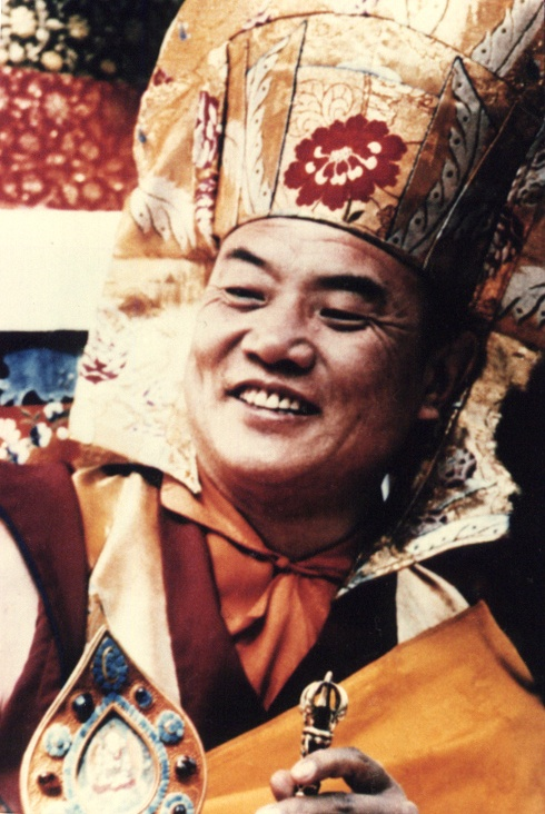 H.H. The 16'th Karmapa