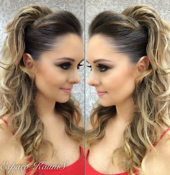 Love the hair style