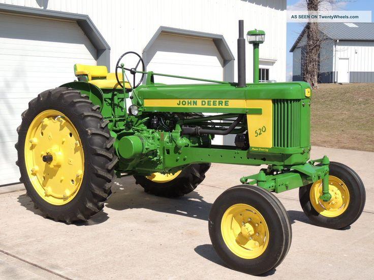 John Deere 520 Tractor Clutch : F c bb acdc b da a g kevo s