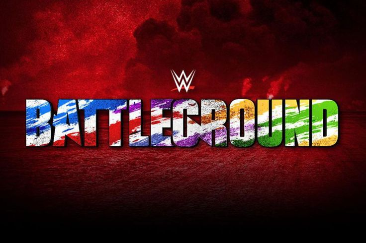 The latest edition of WWE Battleground went down last night. To me it wasn't the greatest PPV but if I could describe it in one word - surprising. Surprising title