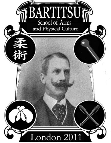 The martial art of cane and umbrella fighting! I am trying to take a class on this in Chicago in a few weeks!