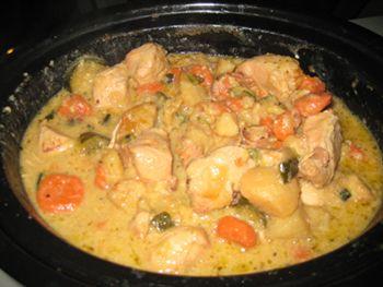 Rustic Chicken Casserole