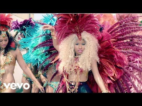 Nicki Minaj - Pound The Alarm (Explicit) - YouTube