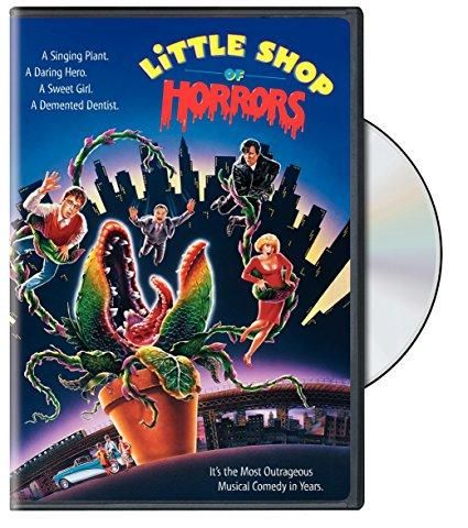 Little Shop Of Horrors Rick Moranis, Ellen Greene, Steve Martin, Vincent Gardenia, Tichina Arnold, Tisha Campbell, Michelle Weeks, James Belushi, John Candy, Christopher Guest