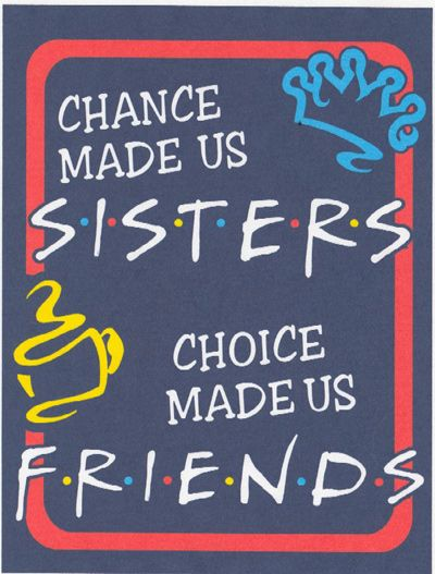 For my Sissy who always has my back!  3 states away and we still manage to have coffee together almost every morning :)