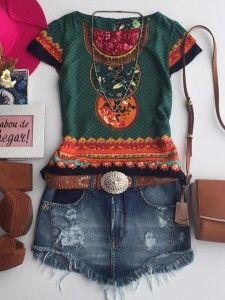Shirt!!  Compre Blusa - Moda Feminina na loja Estação Store com o menor preço e ande sempre na moda.