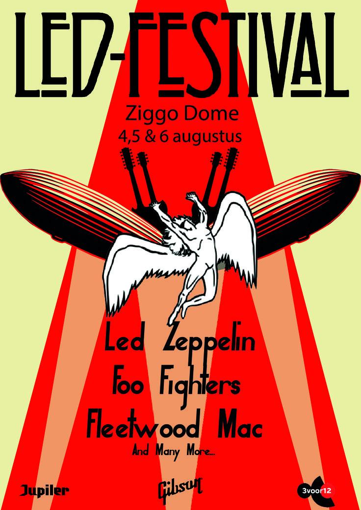 Giel Peeters Led Festival