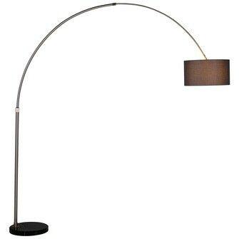 Mooie hoge staande lamp