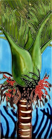 Blue Nikau Palm