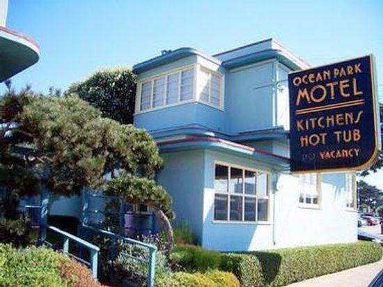 Ocean Park Motel, San Francisco