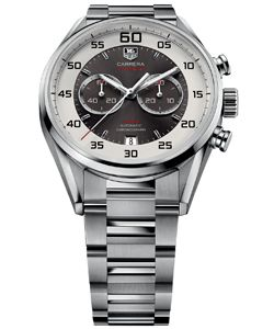 TAG HEUER Carrera Chrono Flyback 43mm
