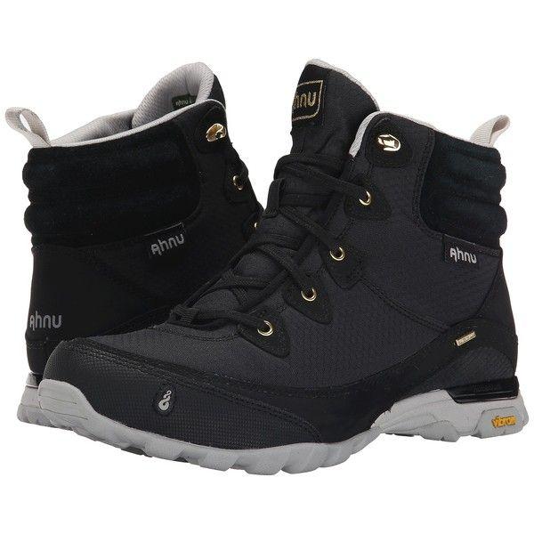 Ahnu Sugarpine Boot (New Black) Women's