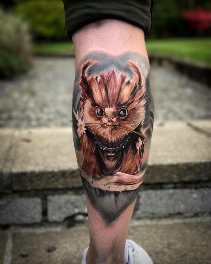 By Vicente @ Vicente Tattoo Studio Hamburg 1.Place at Kerry International Tattoo Convention
