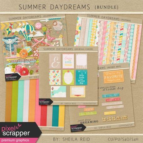 Summer Daydreams Bundle