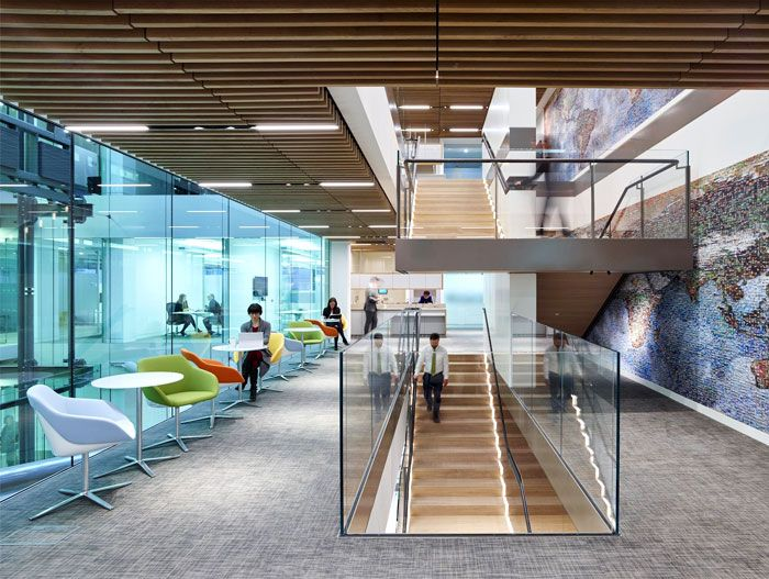 17 best images about modern office architecture interior for Office design edinburgh
