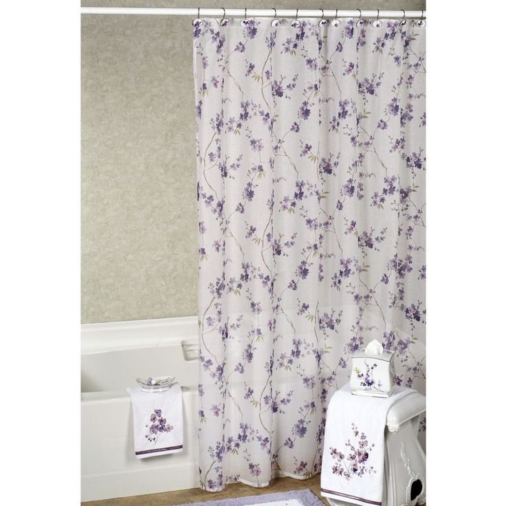 Lavender Shower Curtains