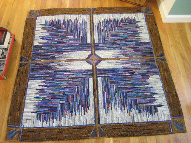 Hit and Miss Rug 4 ft.x 4 ft.                                                                                                                                                      More