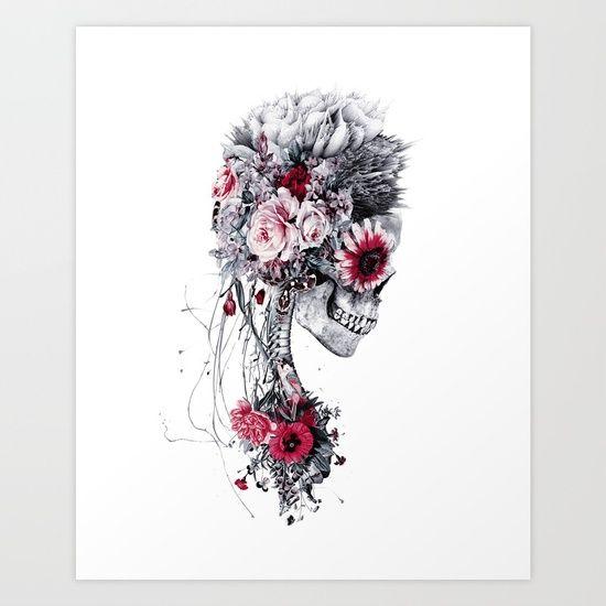 #skull #art