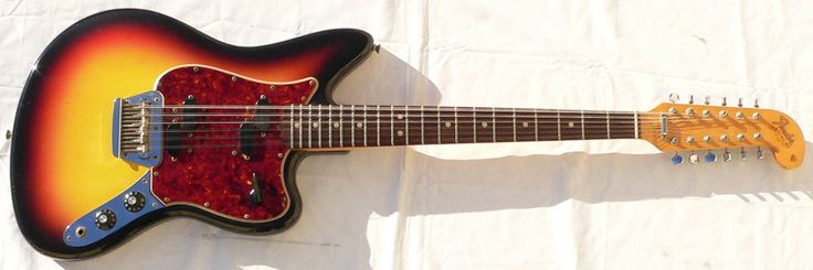 1966 Fender XII. Always wanted one ever since i saw Red House Painters play.