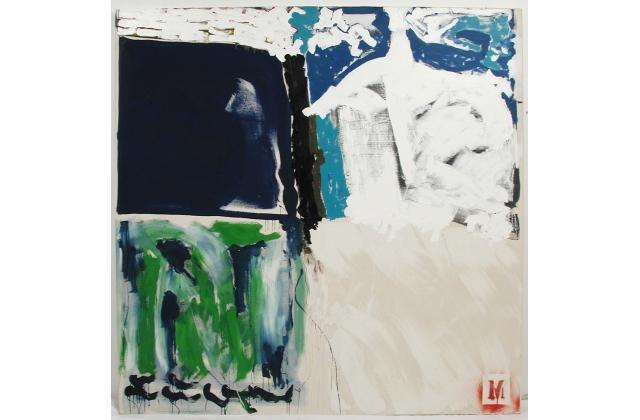 Richard Mill | RM1346 | Acrylique sur toile (acrylic on canvas) |1989