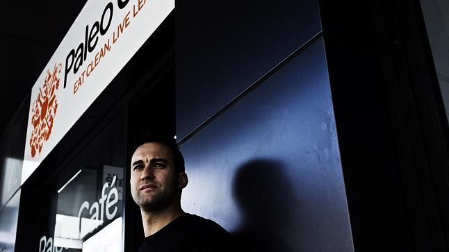 Paleo Cafe in the Australian Financial Review