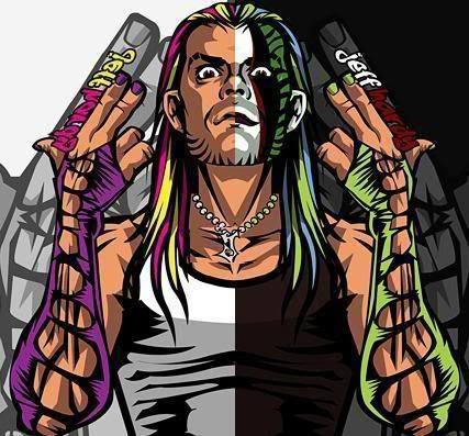 Charismatic Enigma Jeff Hardy
