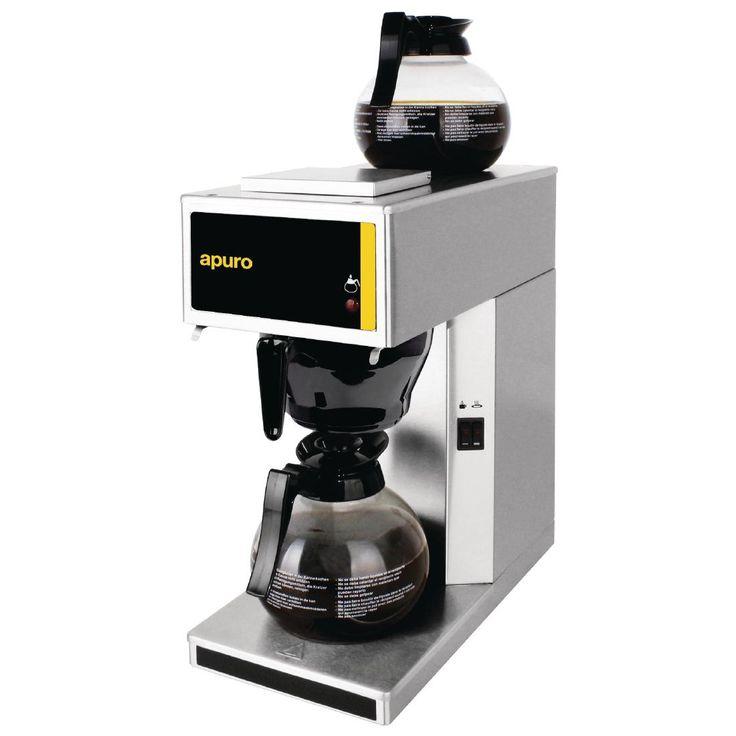 Apuro coffee machine stst commercial coffee machines