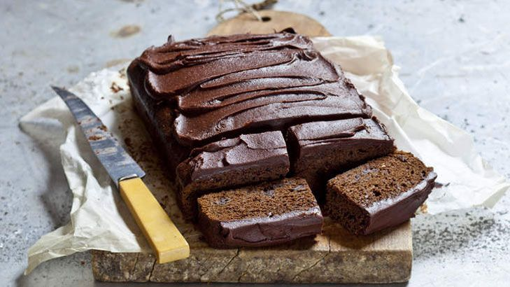 All the best bits of gingerbread and chocolate cake in one cake! This has an almost brownie-like texture and is spicy, sticky and super moist.