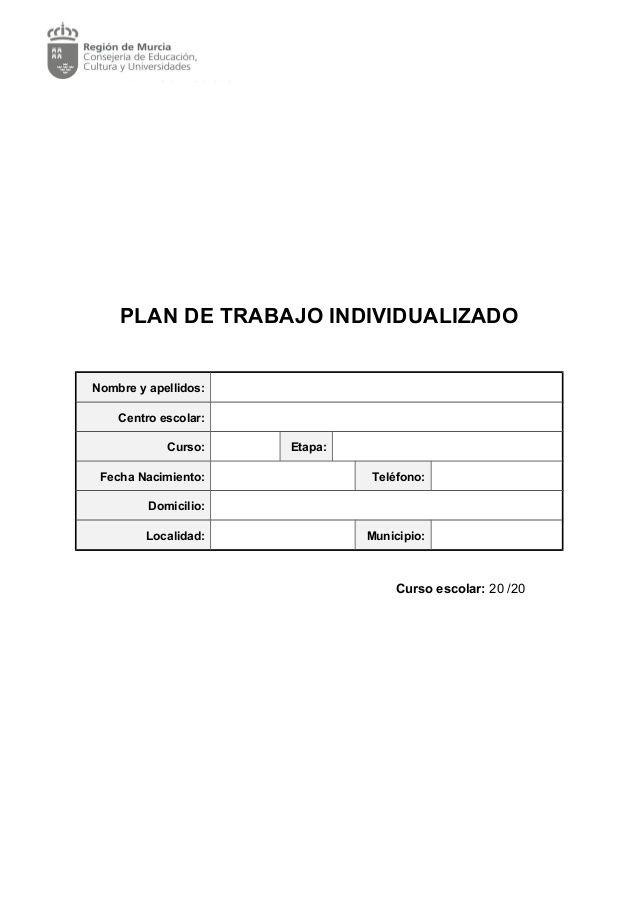 Modelo PTI Murcia