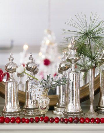 Best Mercury Glass Images On Pinterest Mercury Glass