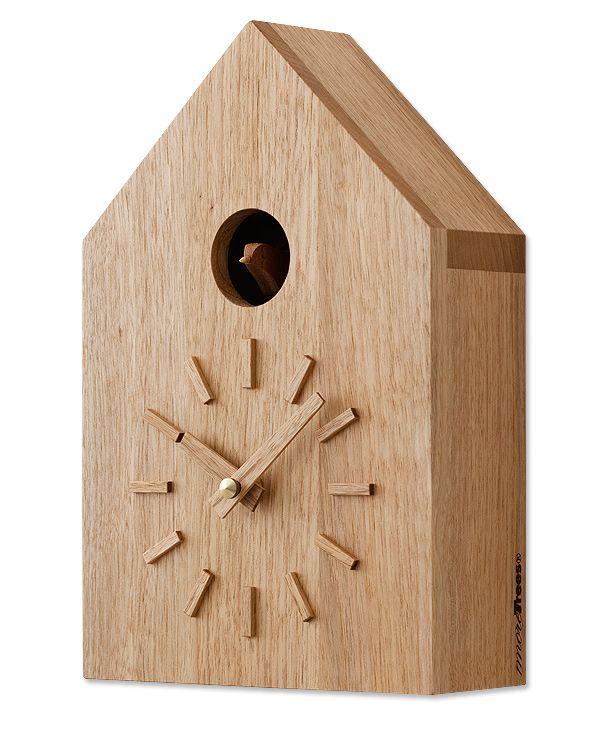 【more trees】鳩時計|オークヴィレッジオンラインショップ