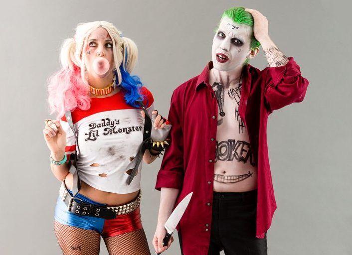 Suicide Squad Best Couples Costumes