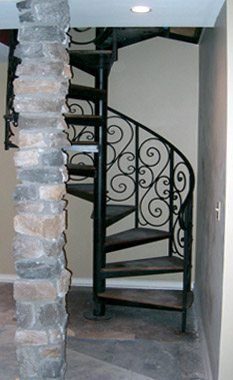 Spiral Staircases & Custom Staircase Design in NYC & CT | Acadia Stairs