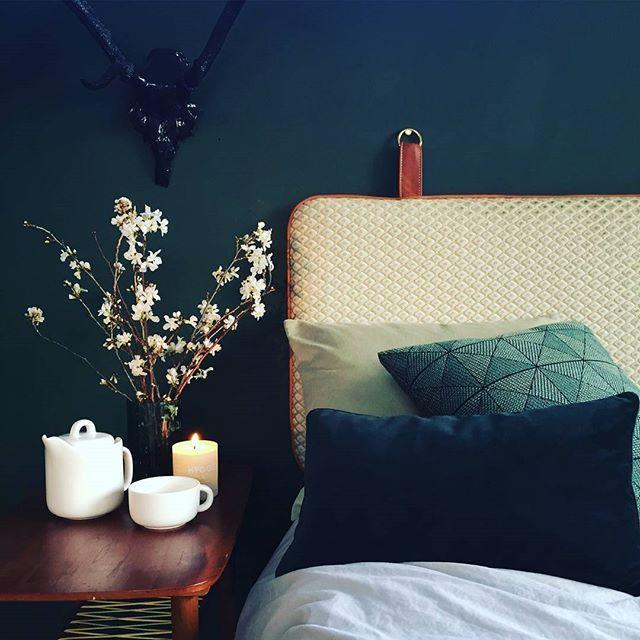 Velvet dreams #them #headboard #bythornam #velvet #leather #bedroom #inspiration #interiordesign #design #furniture #luxury #dreams #sleep #nap #meditation #relax #madeindenmark #danishdesign #nordic #international #instahome #hygge #cozy