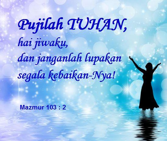 Mazmur 103:2