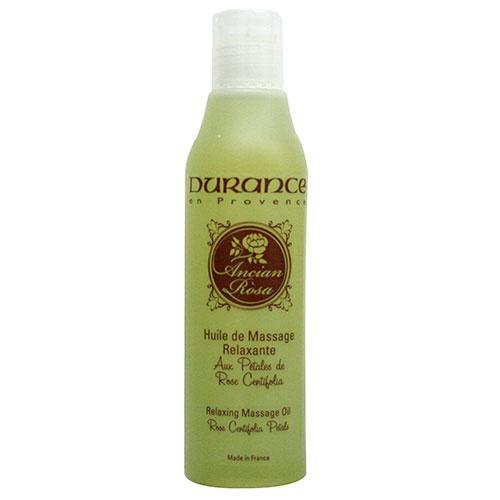 Durance Rose Range - Relaxing Massage Oil