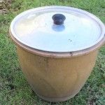 How to compost at home – using container pots | EcoWalktheTalk