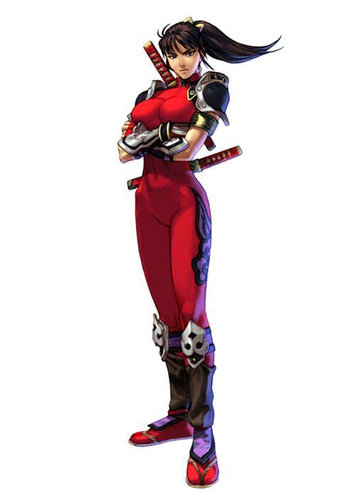 Anime Characters Soul Calibur 5 : Best images about taki on pinterest render art