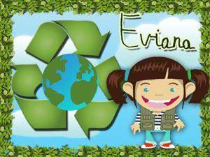 Comieco Eviana – una bimba protegge l'ambienteUna serie di app per tablet per i più piccoli, che impareranno a prendersi cura dell'ambiente assieme alla piccola Eviana e al suo amico Bruno.