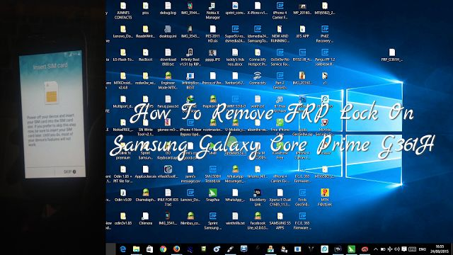 Reactivation lock / Samsung Account :  —————————————————  Reactivation lock lets…